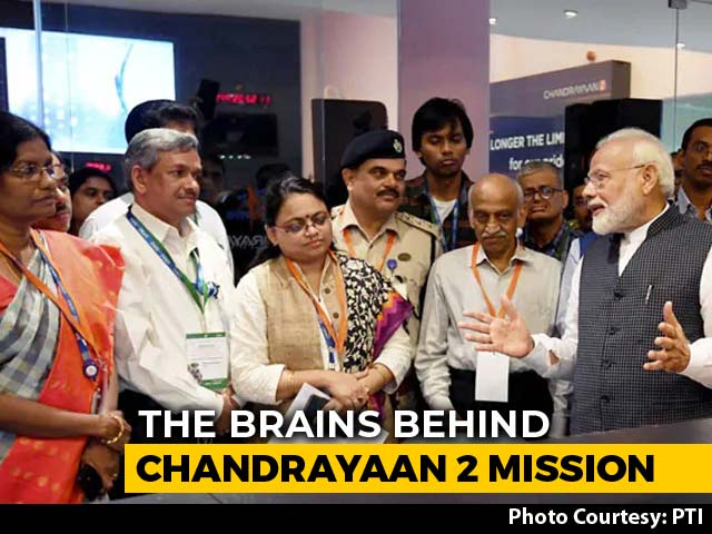 Video : 16,500 Women And Men Worked On Chandrayaan 2. Meet The ISRO Core Team
