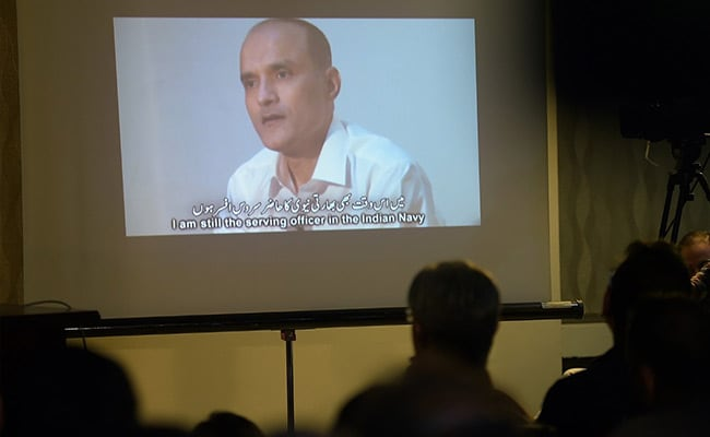Meeting With Kulbhushan Jadhav Recorded, Officials Were Present: Pakistan