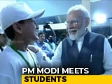 "Video : ""Why Not Prime Minister?"": PM To Boy Who Wanted Tips To Become President"