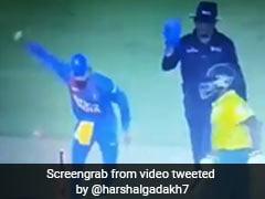 IND Vs SA: विराट कोहली को आया गुस्सा और तोड़ डाला Stump, ट्विटर पर वायरल हुआ VIDEO