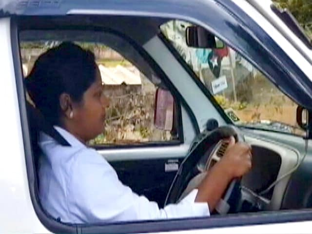 Video: Meet Suganthi - A Passionate Woman Uber Driver