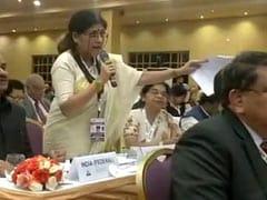 राष्ट्रमंडल संसदीय सम्मेलन: रूपा गांगुली ने पाकिस्तान द्वारा कश्मीर मुद्दा उठाने और दुष्प्रचार करने का किया विरोध