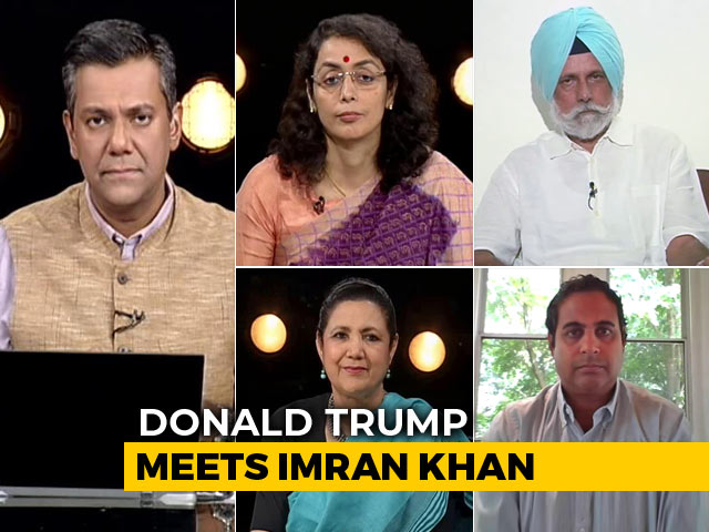 Video : Donald Trump Offers Mediation Between India, Pak: Can India Trust US President?