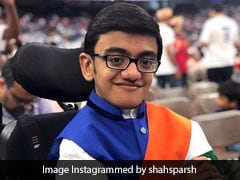"Meet The Teen Rapper Who Sang The National Anthem At ""Howdy, Modi"""