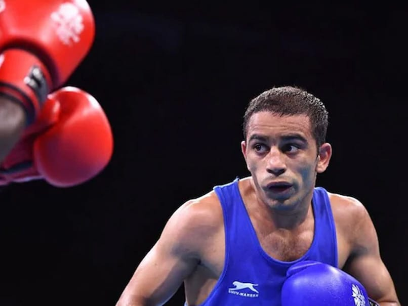 World Championships: Boxer Amit Panghal Ready to Go for Gold After Scripting History