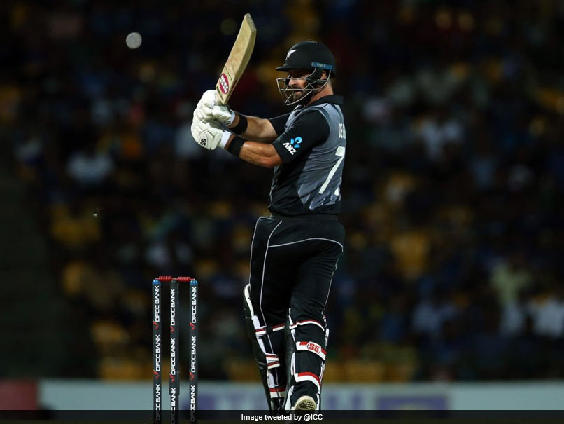 Tom Bruce and Colin de Grandhomme both hit fifties and the New Zealand have sealed a series win