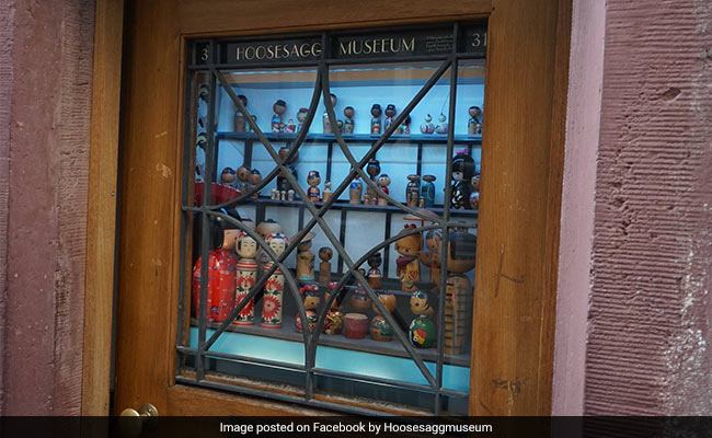 This Country's Smallest Museum Is A Window In 600-Year-Old House