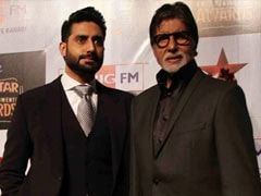 Dadasaheb Phalke Award For Amitabh Bachchan, Abhishek And Shweta Are 'Overjoyed'