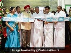 Kochi Metro Gets 5 New Stations