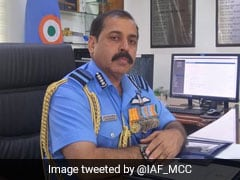 Will Be Ready To Face Any Challenges: IAF Chief Over Pakistan PM's Speech