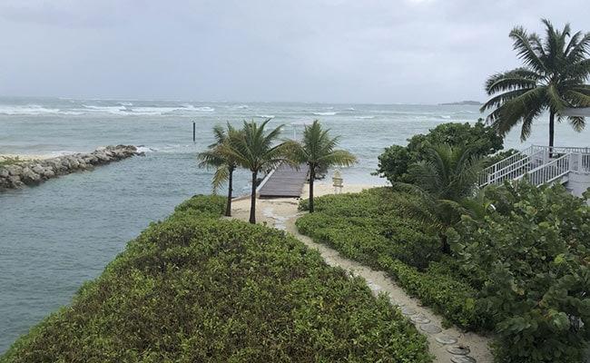 "Hurricane Dorian Like ""Never In History"" Of Bahamas, Warns PM"