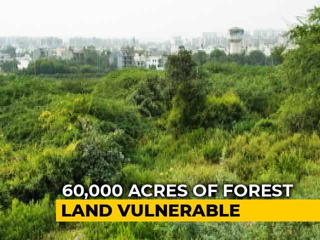 "Video : ""Will Be Left With Concrete"": Gurgaon Residents Push To Save Aravallis"