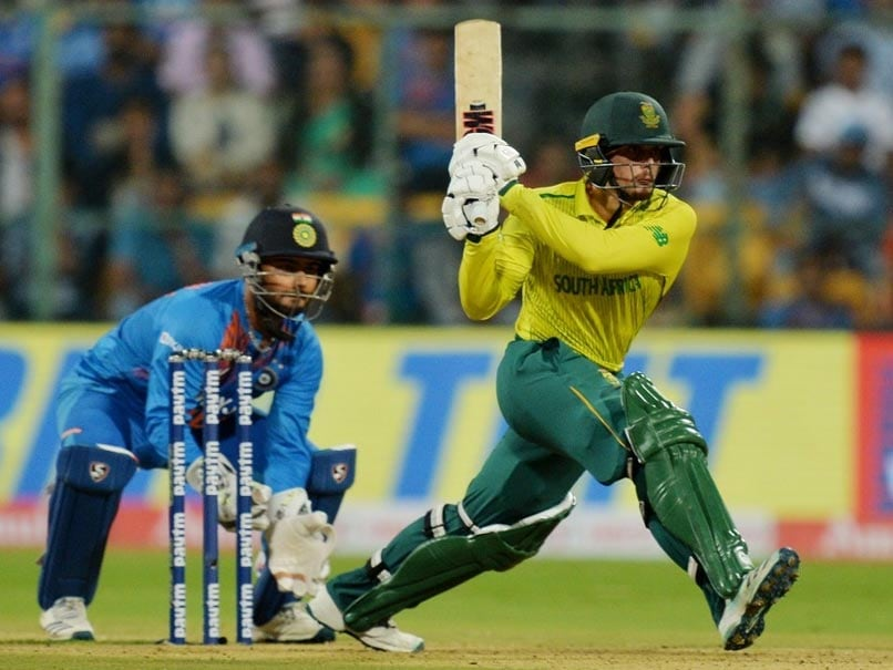 India Lost its Third T20 Match Against South Africa