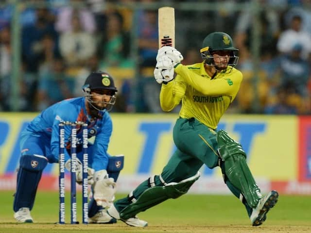 India vs South Africa 3rd T20I: South Africa Stuck To Plans, Kept Pressure On India: Quinton de Kock