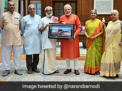 प्रधानमंत्री नरेन्द्र मोदी ने विवेकानंद केंद्र के शिष्टमंडल से की मुलाकात, 'एक भारत, विजयी भारत' कार्यक्रम का आगाज