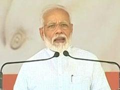 ISRO Spirit Has Gripped Nation: PM Narendra Modi In Haryana