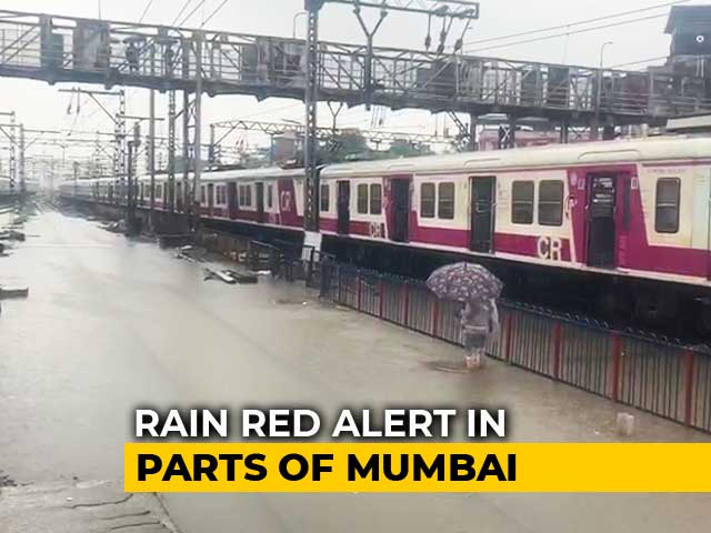 Video : Unprecedented September Rainfall In Mumbai