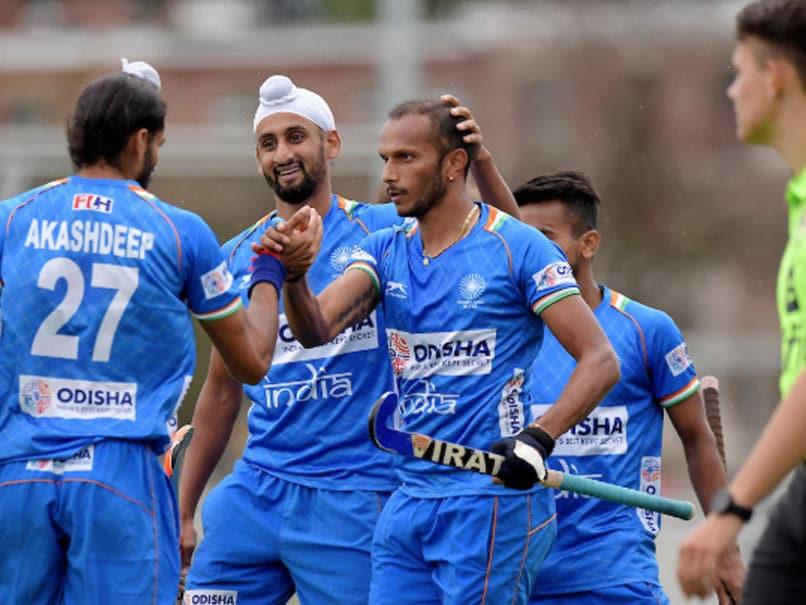 Harmanpreet Singh Brace Helps India Thrash Spain 5-1