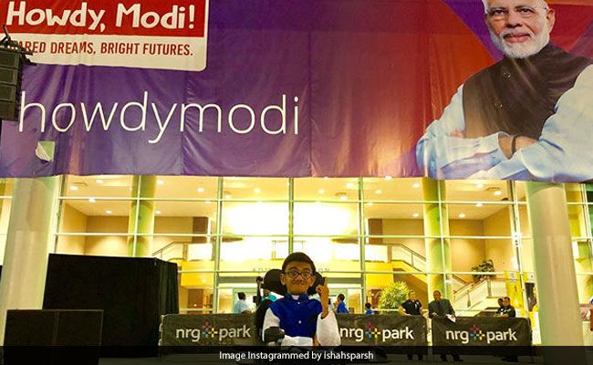 Meet The Teen Rapper Who Sang The National Anthem At 'Howdy, Modi'