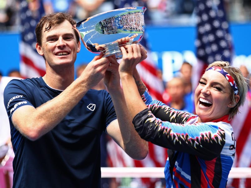 US Open: Jamie Murray, Bethanie Mattek-Sands Repeat As US Open Mixed Doubles Champions #Sportskeedi