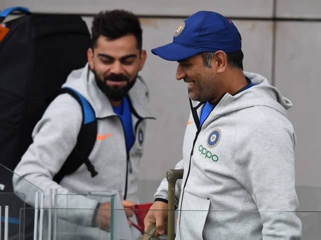 Virat Kohli Talks About Tweet That Sparked MS Dhonis Retirement Rumours