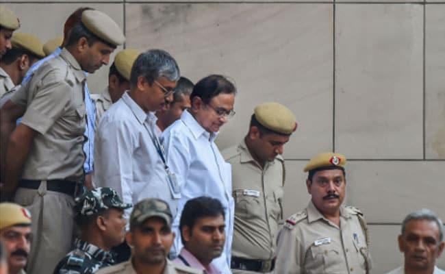 INX Media Case: High Court Seeks CBI's Reply On P Chidambaram's Bail Plea