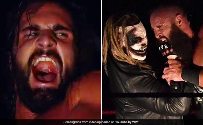 WWE में 'राक्षस' को देख Seth Rollins की हुई हालत पतली, डर के मारे निकली चीखें, देखें VIDEO