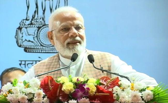 PM Modi To Visit Gujarat's Sardar Sarovar Dam On His 69th Birthday