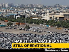 "Video: Maruti Announces ""No-Production Days"" In Haryana Plants Amid Auto Crisis"