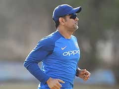 MS Dhoni May Watch India vs South Africa 3rd Test In Ranchi: Report
