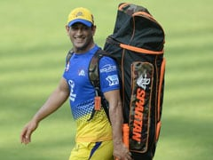 IPL: MS Dhoni To Start Training With Chennai Super Kings From March 2