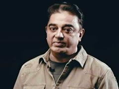 """No Shah, Sultan ..."": Kamal Haasan's Swipe At Home Minister On Hindi Row"