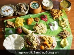 Onam 2019: Zambar In Gurugram Is Hosting The Ultimate Traditional Onam Sadya Feast