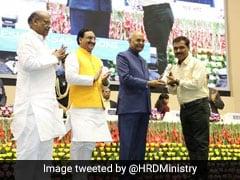 46 Educators Conferred National Teachers' Award