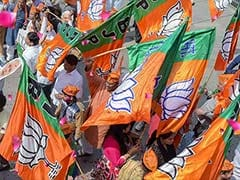"BJP Expels 10 Members For ""Anti-Party Activities"" In J&K"