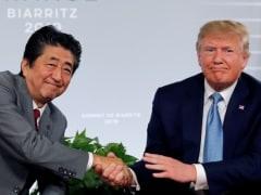 Donald Trump And Japan PM Shinzo Abe To Discuss US Auto Tariffs Next Week