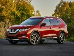 U.S. Probes 553,000 Nissan Rogue SUVs For Unintended Emergency Braking