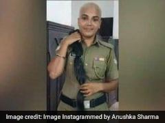 महिला पुलिस अफसर ने मुंडवाए बाल तो अनुष्का शर्मा हो गईं फैन, वजह जान आप भी करेंगे तारीफ