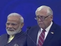 At 'Howdy, Modi', Senior US Leader Praises Nehru's Vision Of Secularism