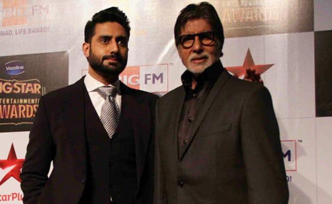 Dadasaheb Phalke Award For Amitabh Bachchan, Abhishek And Shweta Are 'Overjoyed'