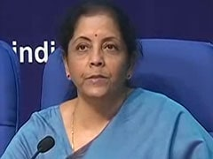 Nirmala Sitharaman May Next Announce Steps To Boost Infrastructure: Report