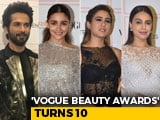 Video : Exclusive: Vogue Beauty Awards 2019