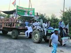 अधिकारों के लिए पदयात्रा, आज नोएडा से दिल्ली कूच करेंगे हजारों किसान; लग सकता है जाम