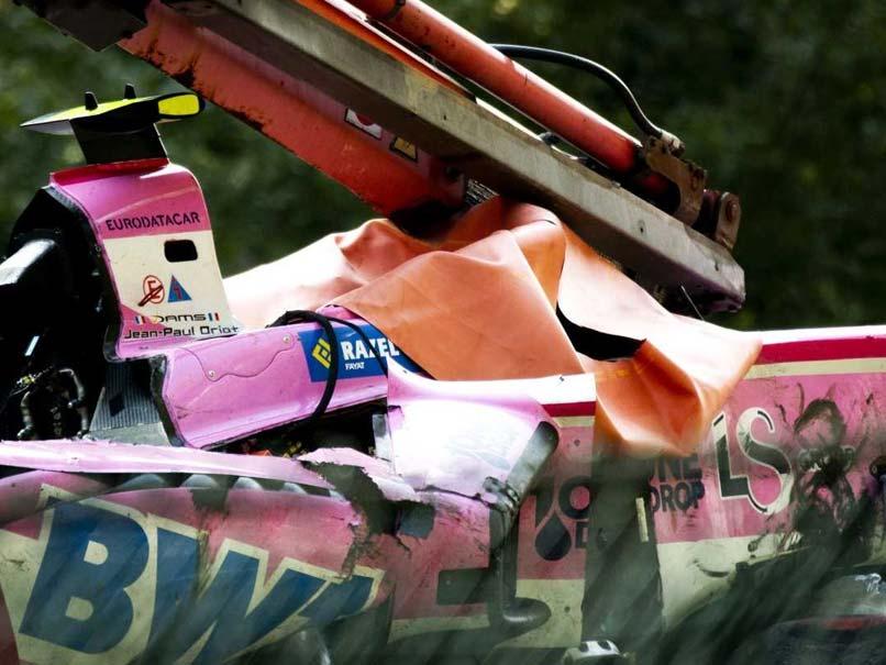 Belgium Opens Probe Into F2 Race Death