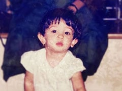 Pint-Sized Ira Khan Is 'Tired But Happy' In This Adorable Throwback Pic