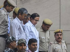 P Chidambaram Sent To Tihar Jail As Court Orders Judicial Custody