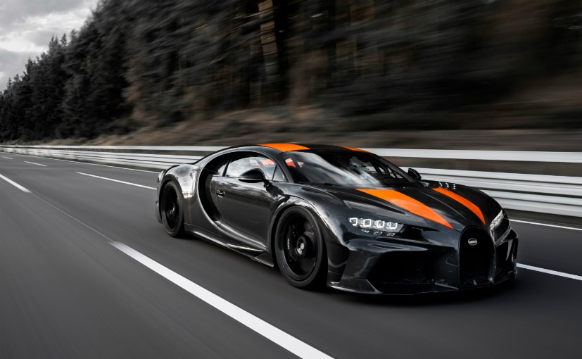 Bugatti has said that it will no longer focus on performance for its new models, but work on other areas