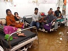 Jail Evacuated, Hospital Flooded After Heavy Rain In Uttar Pradesh, Bihar