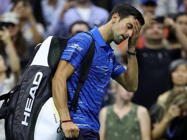 "Novak Djokovic Says ""Life Goes On"" As Injury Wrecks US Open Defence"