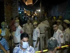 2 Dead After Building Collapses In Delhi, Some Feared Trapped: Official